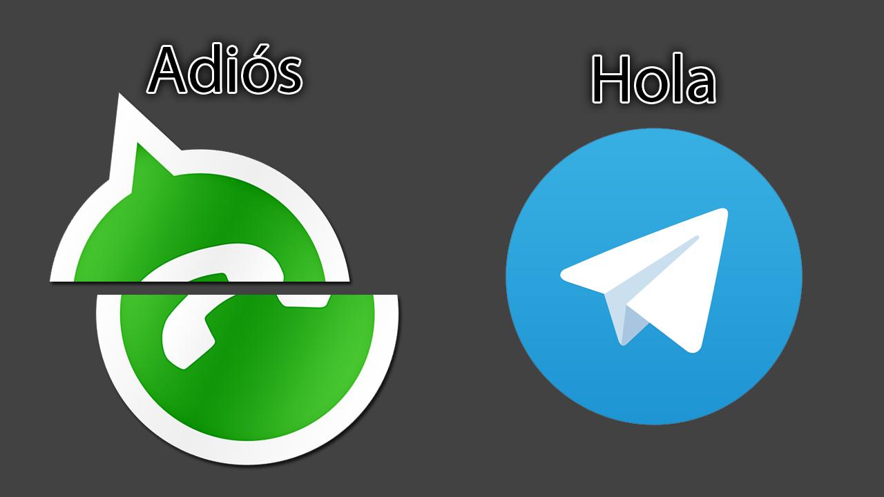 Whatsapp no es UNICA, hay otras alternativas