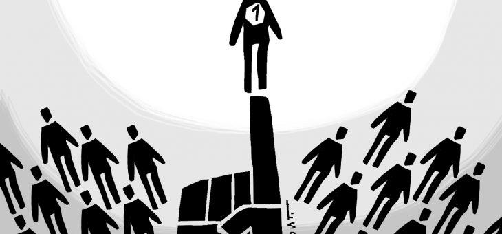 Crisis de la Democracia o Lucha por el Poder